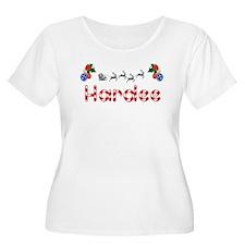 Hardee, Christmas T-Shirt