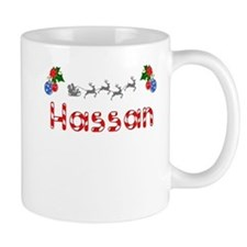 Hassan, Christmas Mug