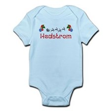 Hedstrom, Christmas Infant Bodysuit
