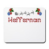 Heffernan, Christmas Mousepad