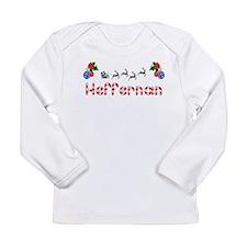 Heffernan, Christmas Long Sleeve Infant T-Shirt