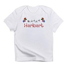 Herbert, Christmas Infant T-Shirt