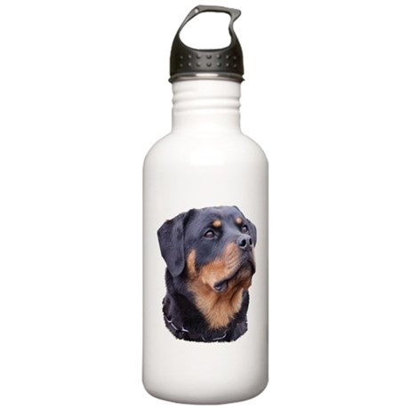 bitchhead2glow.png Stainless Water Bottle 1.0L