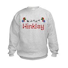 Hinkley, Christmas Sweatshirt
