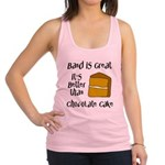 Band is Great Racerback Tank Top