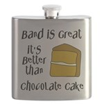 Band is Great Flask