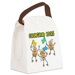 Colorguard Rocks Canvas Lunch Bag