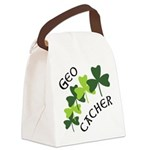 FG_GeoShamrock.png Canvas Lunch Bag