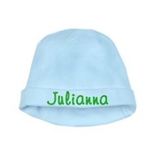 Julianna Glitter Gel baby hat