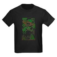 BricksMUGblu.png Women's Long Sleeve Shirt (3/4 Sleeve)