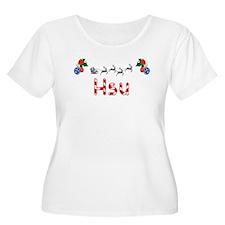 Hsu, Christmas T-Shirt