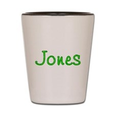 Jones Glitter Gel Shot Glass