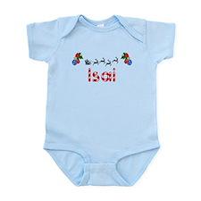Isai, Christmas Infant Bodysuit