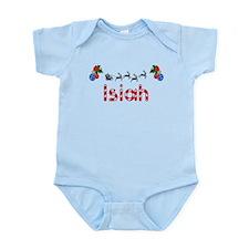 Isiah, Christmas Infant Bodysuit