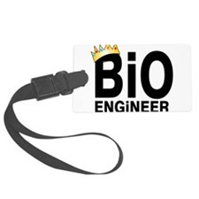 Royal Bioengineer Luggage Tag