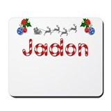 Jadon, Christmas Mousepad