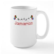 Jamarion, Christmas Mug
