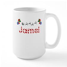Jamel, Christmas Mug