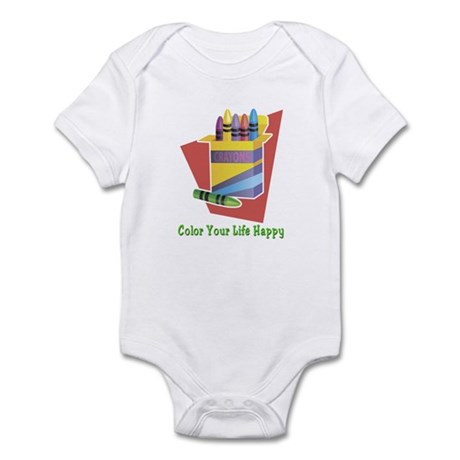 A Happy Life Infant Bodysuit