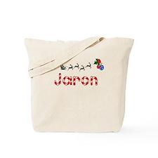 Jaron, Christmas Tote Bag