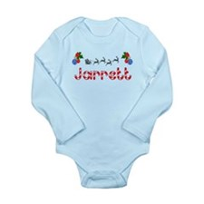 Jarrett, Christmas Onesie Romper Suit