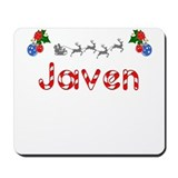 Javen, Christmas Mousepad