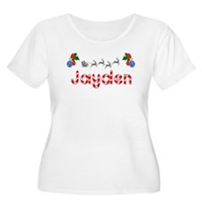 Jayden, Christmas T-Shirt