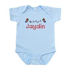 Jaydin, Christmas Infant Bodysuit