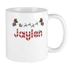 Jaylen, Christmas Small Mug