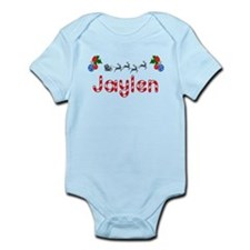 Jaylen, Christmas Infant Bodysuit