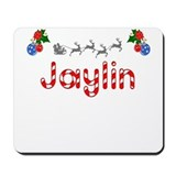 Jaylin, Christmas Mousepad