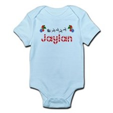 Jaylan, Christmas Infant Bodysuit