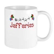 Jefferies, Christmas Mug