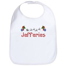 Jefferies, Christmas Bib