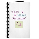 Totally Wicked Stepmom Journal or Diary Notebook