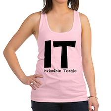 Invincible Techie Racerback Tank Top