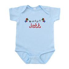 Jett, Christmas Infant Bodysuit