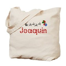 Joaquin, Christmas Tote Bag