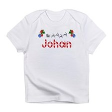 Johan, Christmas Infant T-Shirt