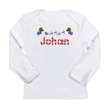 Johan, Christmas Long Sleeve Infant T-Shirt