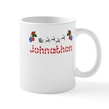 Johnathon, Christmas Small Mug