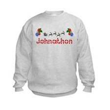 Johnathon, Christmas Sweatshirt