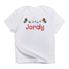 Jordy, Christmas Infant T-Shirt