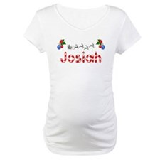 Josiah, Christmas Shirt