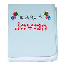 Jovan, Christmas baby blanket
