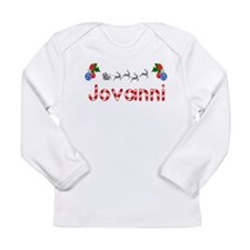 Jovanni, Christmas Long Sleeve Infant T-Shirt