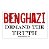 Benghazi Truth Stickers