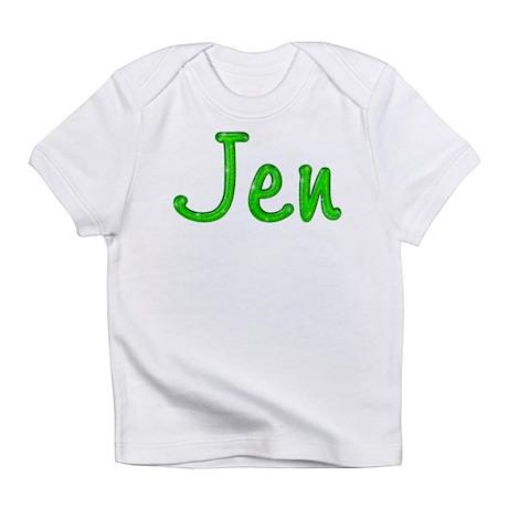 Jen Glitter Gel Infant T-Shirt