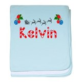 Kelvin, Christmas baby blanket