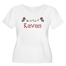 Keven, Christmas T-Shirt